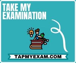 Take My Examination